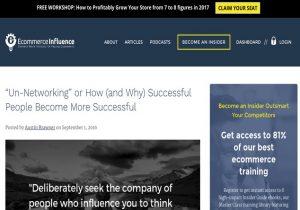 ecommerce-influence